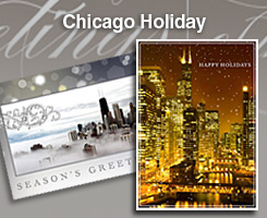 Chicago Holiday Cards