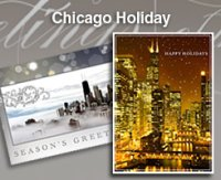 2017 Chicago Holiday Cards