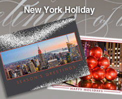 New York Holiday Cards