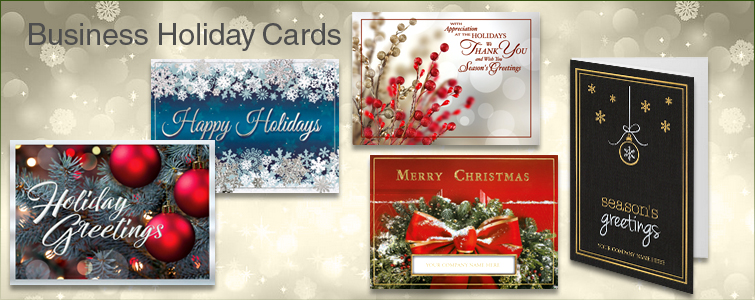 Business Christmas and Holiday Cards