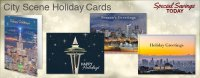 2019 City Scenes Holiday Cards