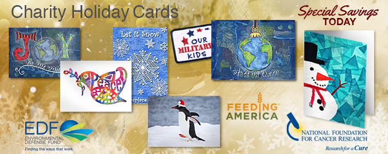 Charity Holiday Cards