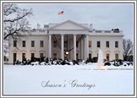 The White House Christmas Card