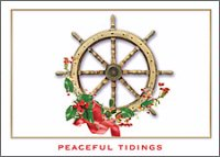 Beach and Nautical Holiday Cards- Search Corporate Greeting Cards ...