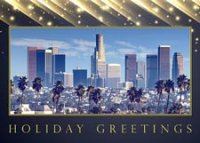 Los Angeles Greetings Holiday Card
