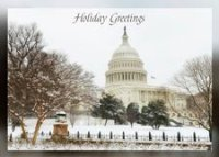 Winter at the Capitol Holiday Card