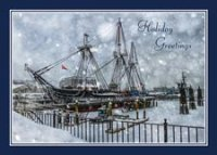 Old Ironsides Holiday Card