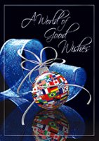 World Peace International Holiday  Greeting Card