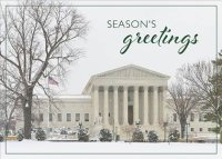 US Supreme Court Holidays Card