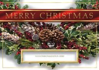 Surrounded with Cheer Christmas Card