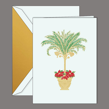 Crane TROPICAL HOLIDAY Card