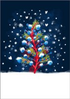 Winter Wonderland Charity Holiday Card