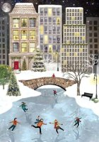 Urban Skaters Charity Holiday Card