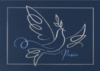 Dove of Tranquility Holiday Card