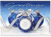 Eye Catcher Logo Holiday Card