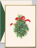 William Arthur Festive Holiday Swag Holiday Cards