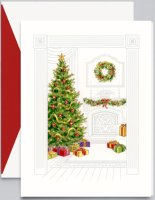 Nostalgic Home for the Holidays William Arthur Christmas Cards
