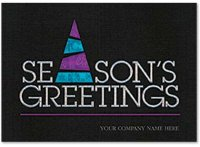 Full Tilt Seasons Greetings Card