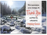 How Thoughtful Holiday Appreciation Card