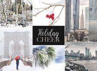 Scenes of New York Holiday Card