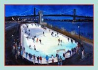 RiverRink Christmas Card