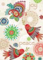 Joy and Peace (FA1324) Charity Holiday Card