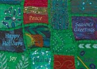 Tapestry Greetings (BCF0808) Charity Holiday Card