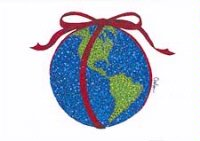 Our Precious Earth (ED0002) Charity Holiday Card